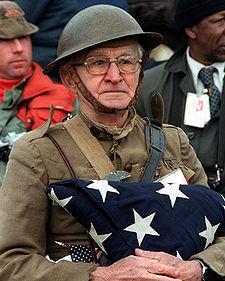 picture of veteran