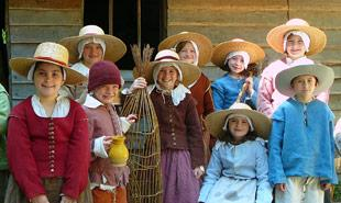 pilgrim children of plymouth colony