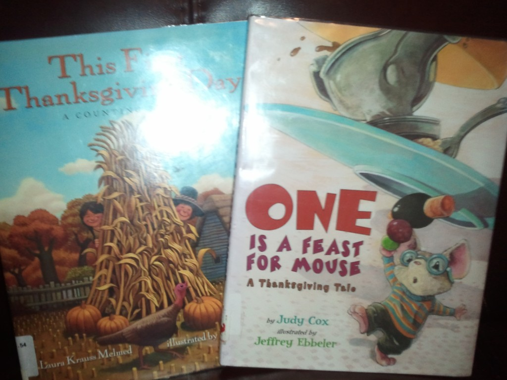 thanksgiving books images