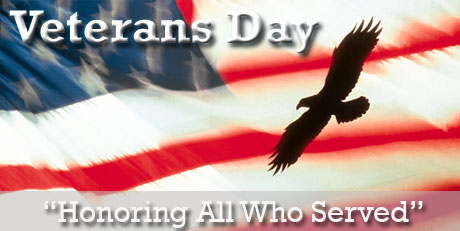 veterans day flag picture