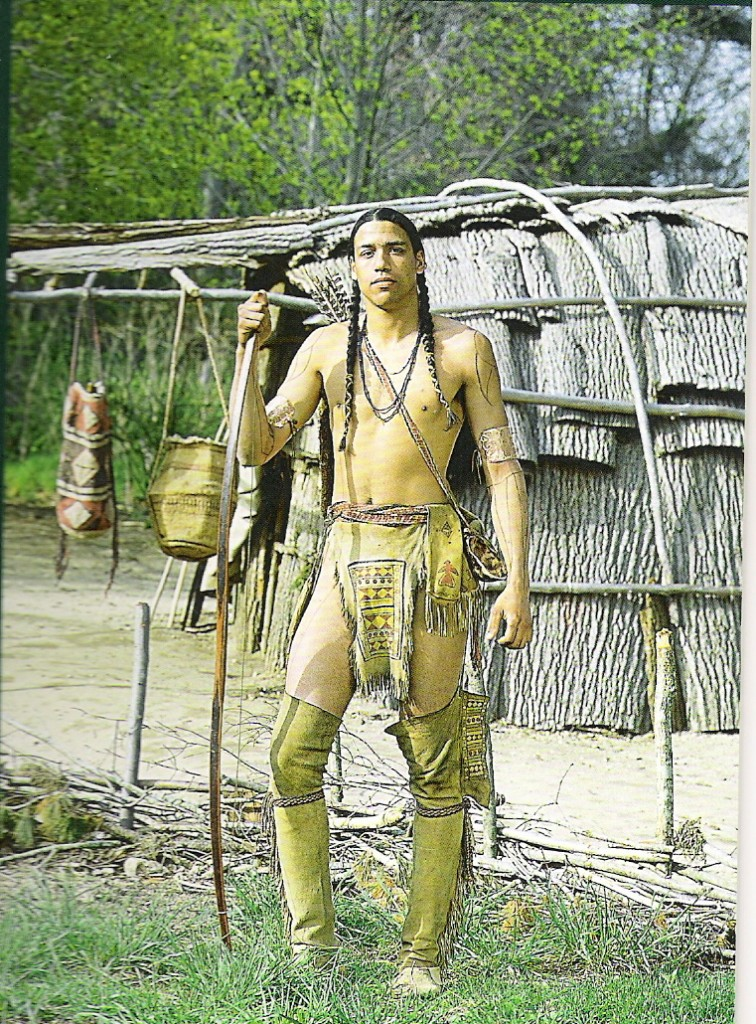 wampanoag man picture