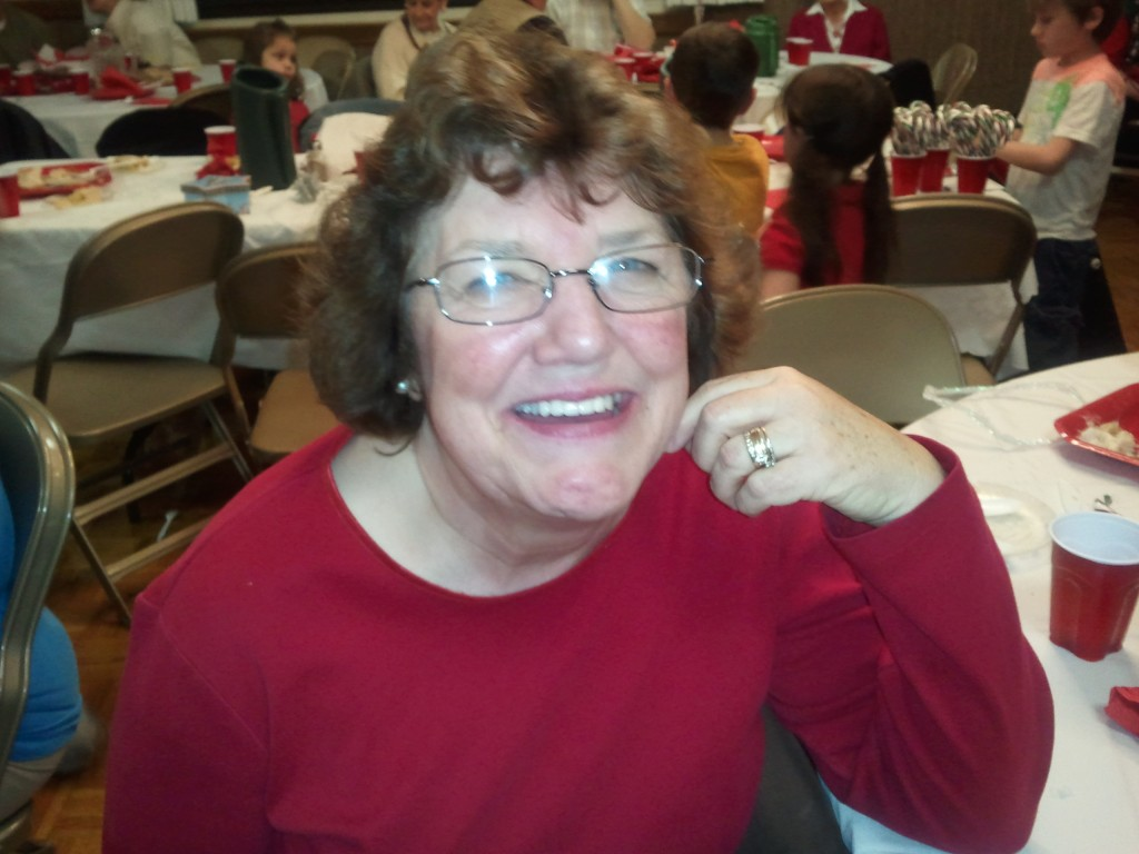 cindy walker-director of the Christmas play