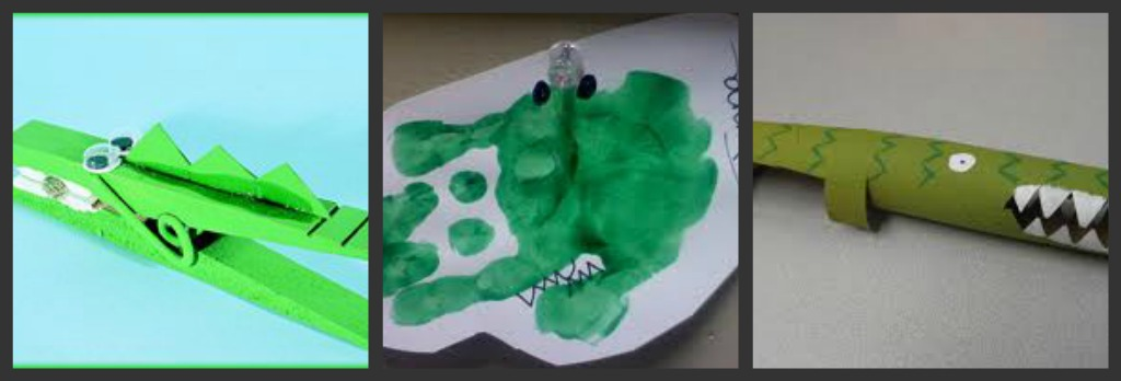 making alligator craft