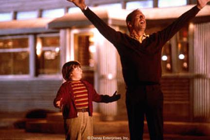 the kid movie scene