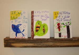 homemade books picture