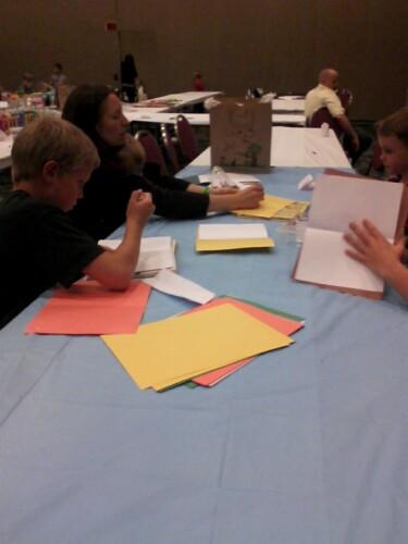 making books picture