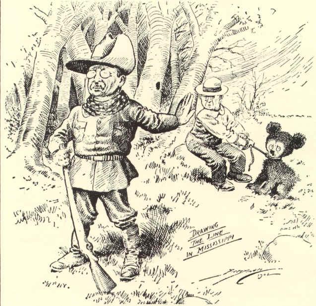 clifford berryman cartoonist picture