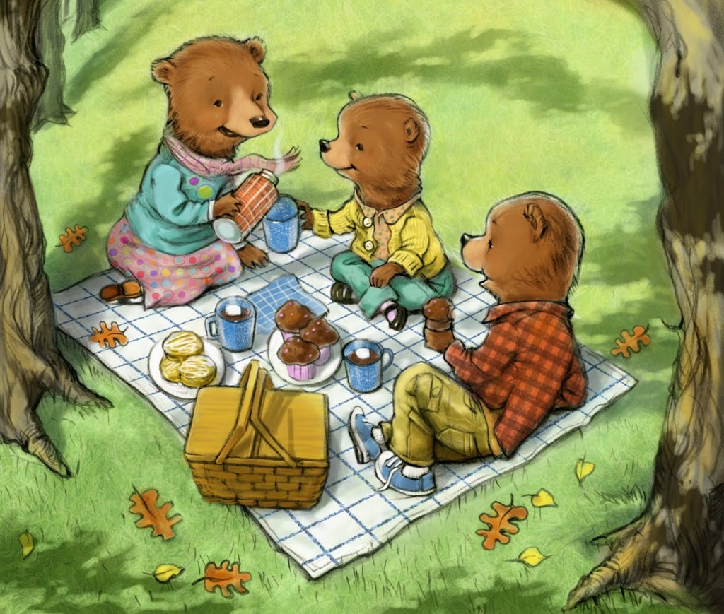 teddy bear picnic ideas picture