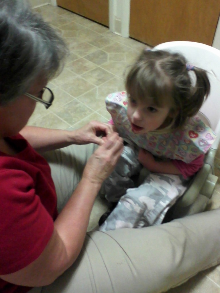 girl with cerebral palsy