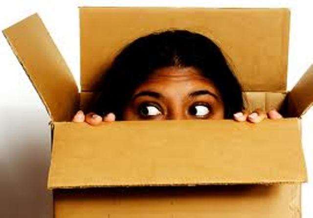Getting out of the box can lead to more happiness