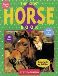 The kids horse book