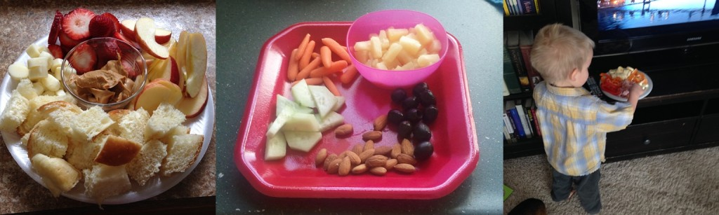 snack plate 1-horz